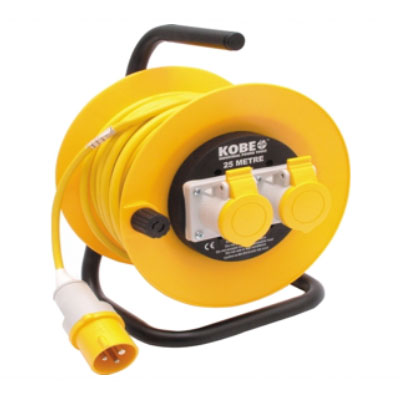 110v 16 amp Extension Reel