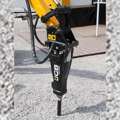 Hydraulic Pecker Attachment